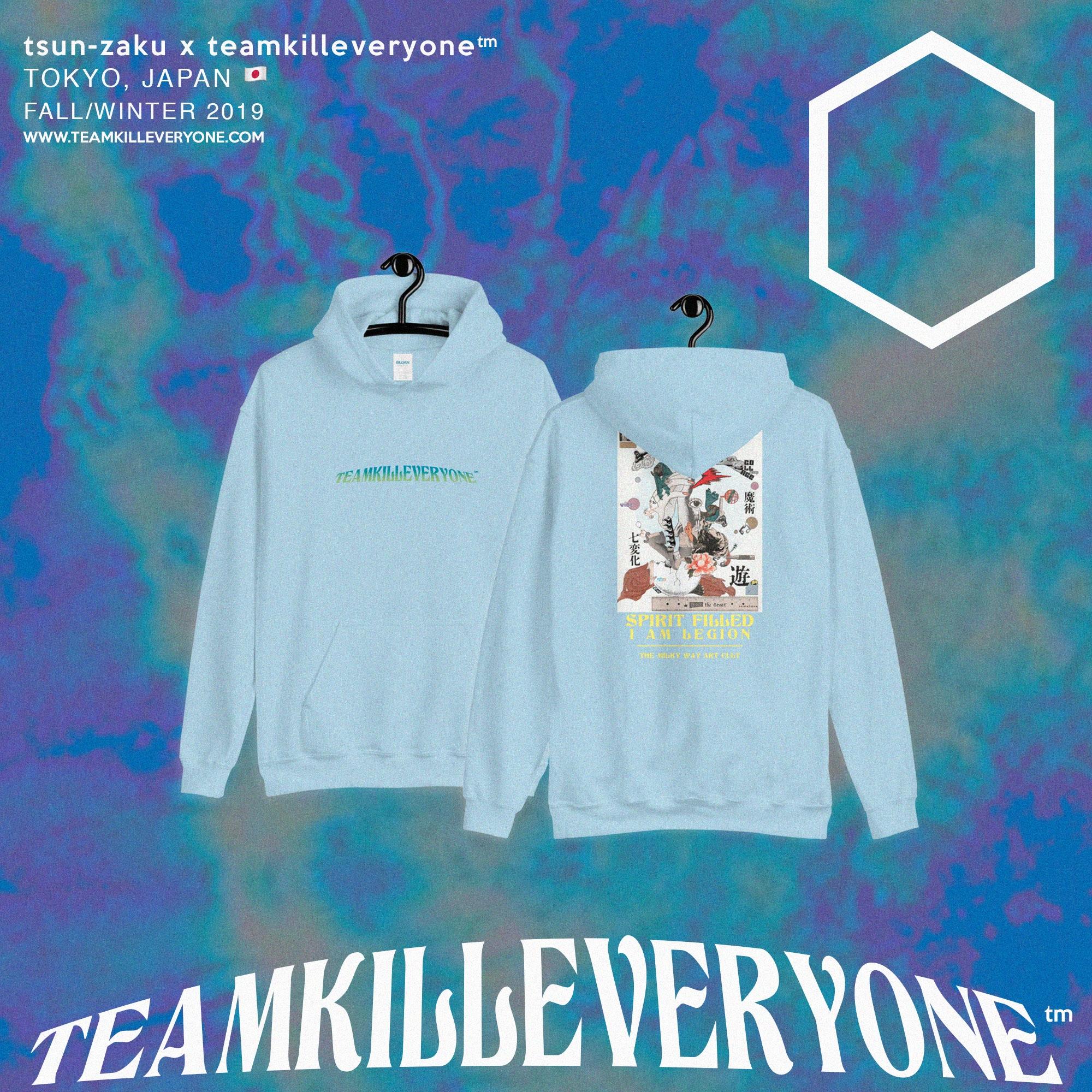 TEAMKILLEVERYONE fall/winter 20 - teamkilleveryone | ello