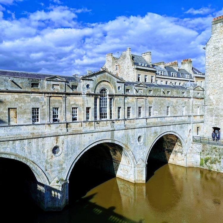 veiw bridges Bath, UK. Huawei P - brucibabes   ello