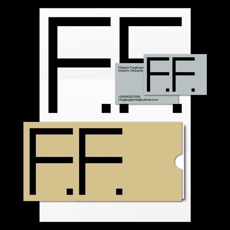 visual identity consists busine - filipposfragkogiannis | ello