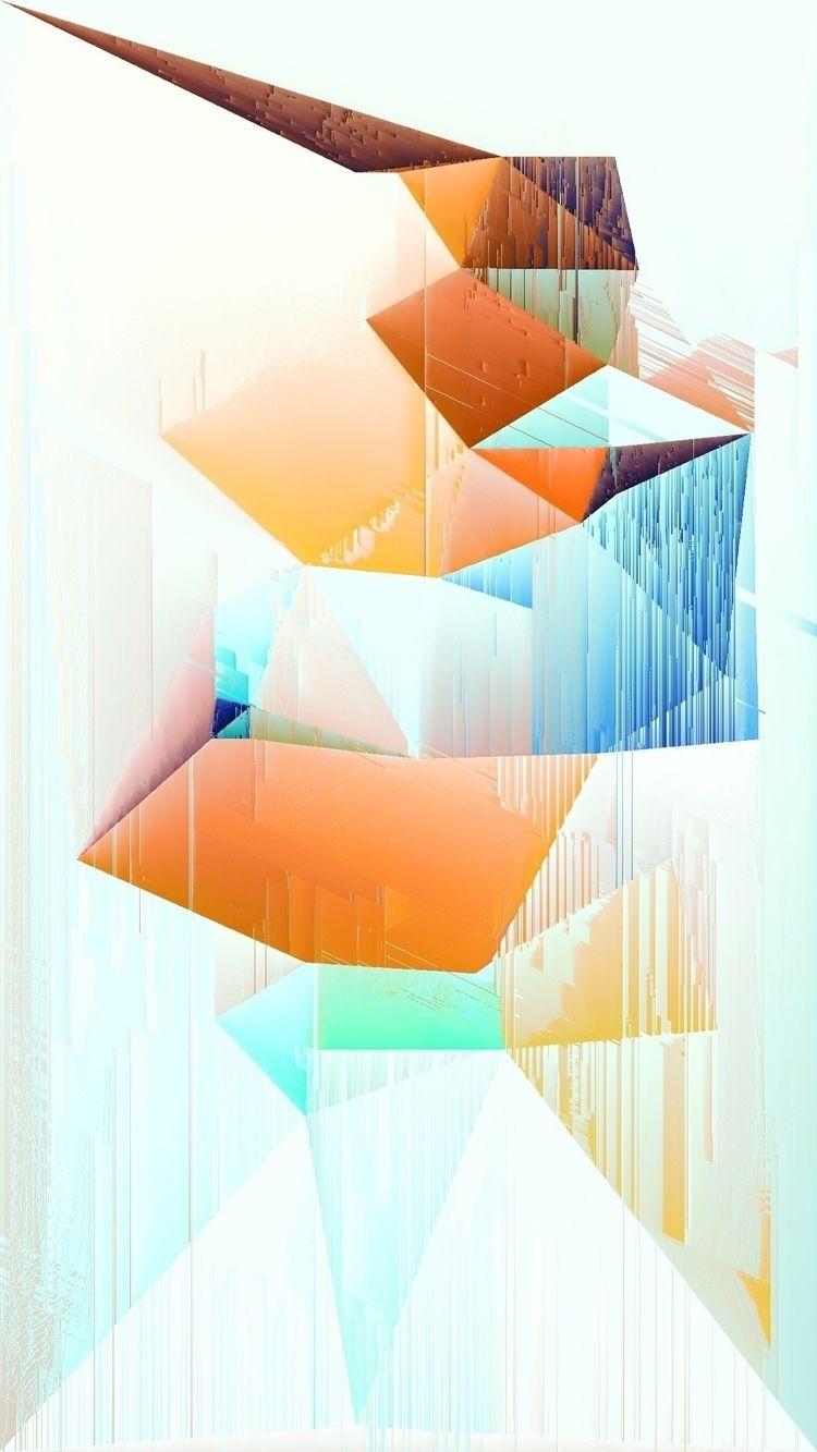 art, abstract, digital, glitchart - phil_clark | ello