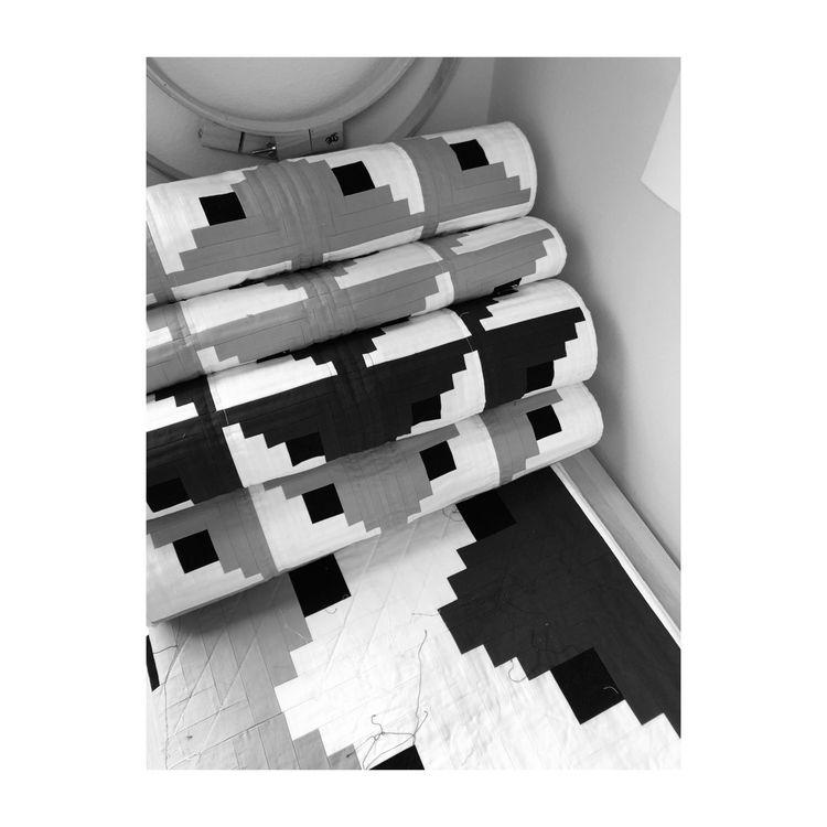 finished installation piece. qu - sdevans | ello