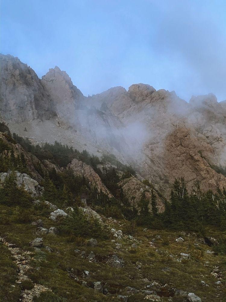 view 6000ft Mt. Washington. nig - ivankosovan | ello