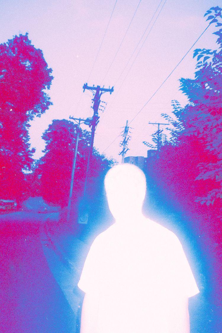 glowing - 35mm, filmisnotdead, photomanipulation - wgm_v   ello