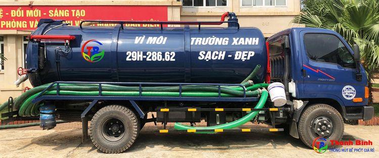 - Công ty hút bể phốt Thanh Bìn - hutbephotthanhbinh | ello
