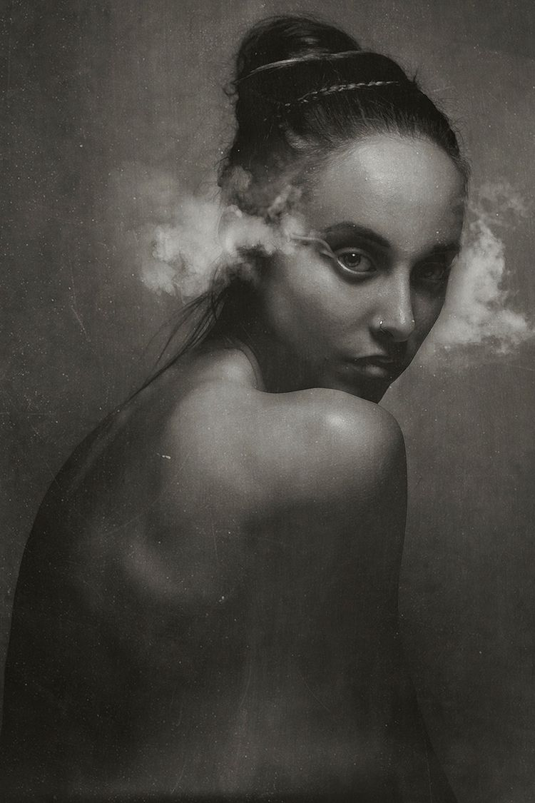 Photographer: Carlos Santos - DarkBeauty - darkbeautymag | ello