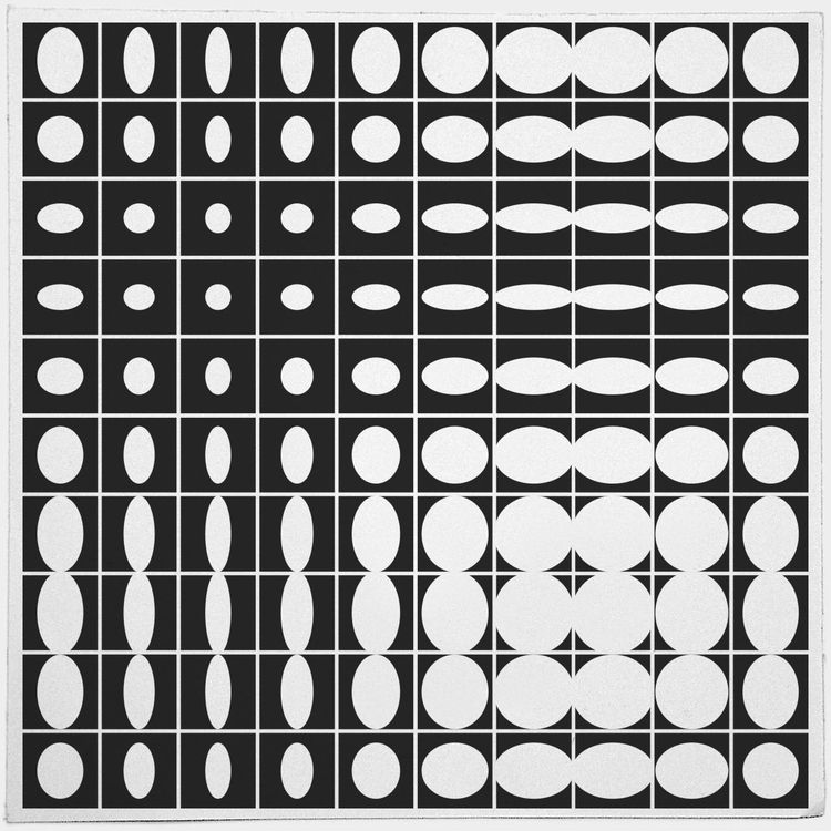 Grid Studies 2019.10.2_10.3.10  - thedotisblack | ello