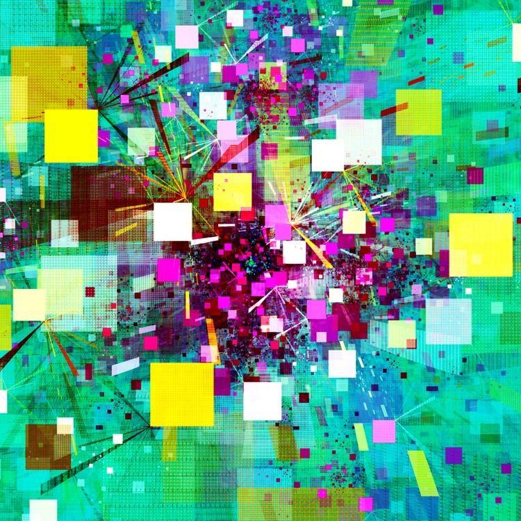 191129.ch  - digital, abstract, texture - alexmclaren | ello