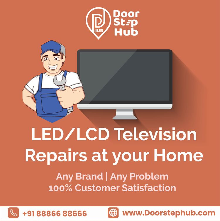 TV Repair service Bangalore. LC - doorstephub | ello