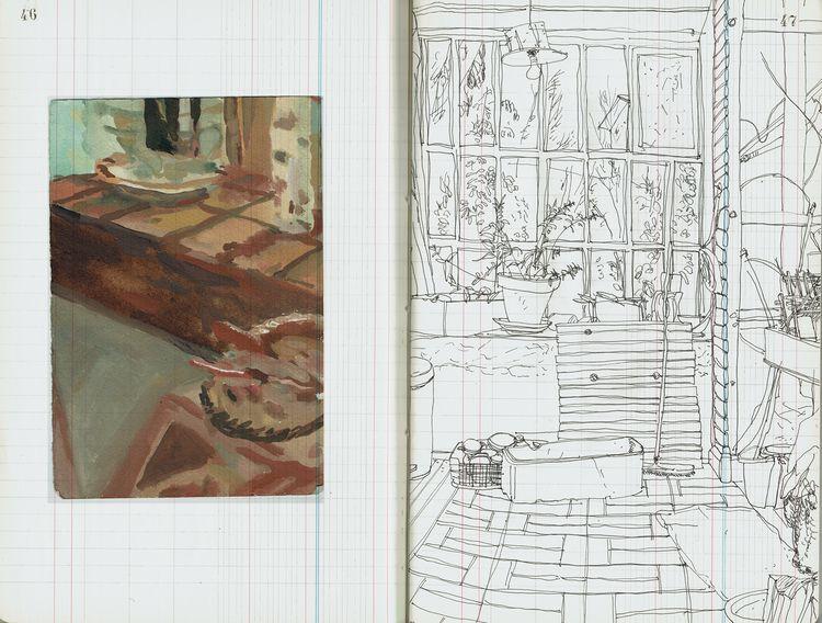 design, interior, illustration - antoninguillot | ello