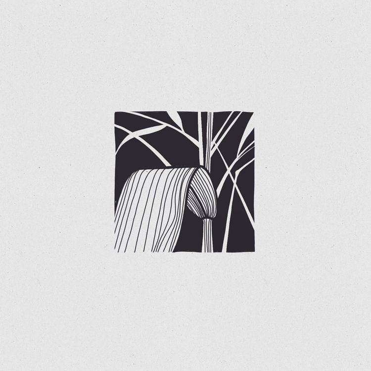 plants trees  - bamboo, modulschwarz - modulschwarz | ello