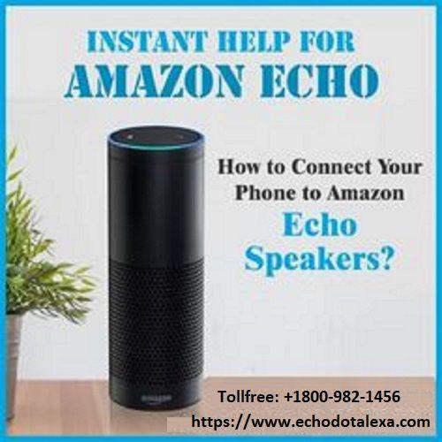 Alexa-controlled Echo speaker, - alexaappsetup | ello