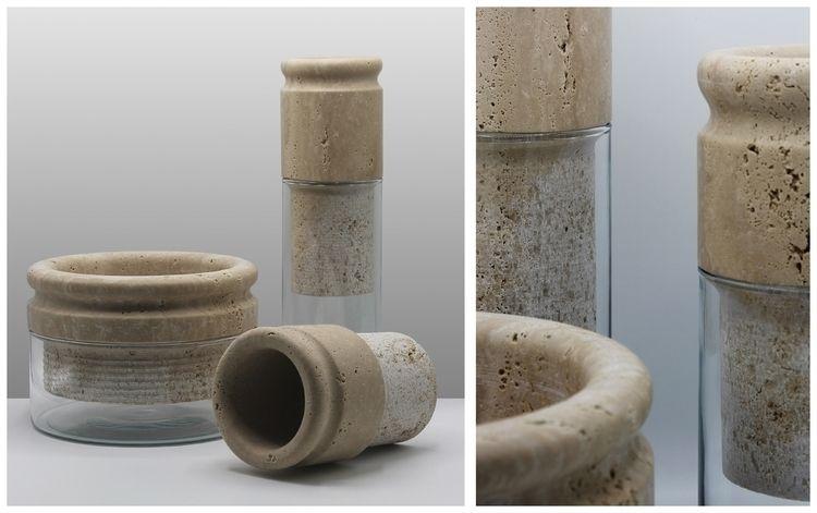 project travertine marble spong - morenoratti | ello