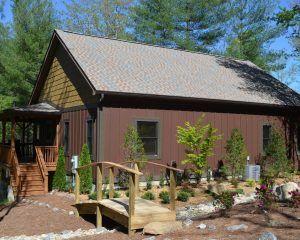 Asheville Country Cabins meetin - ashevillecountrycabins | ello
