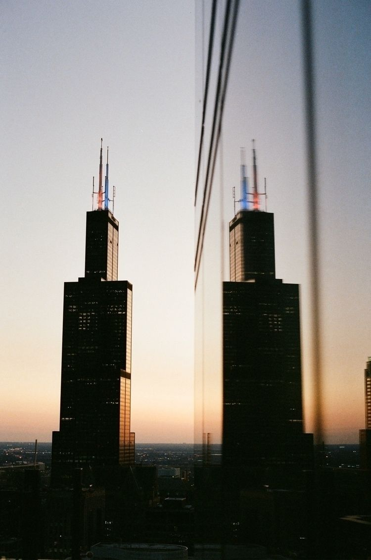 || Chicago Film collection phot - walkervandixhorn | ello