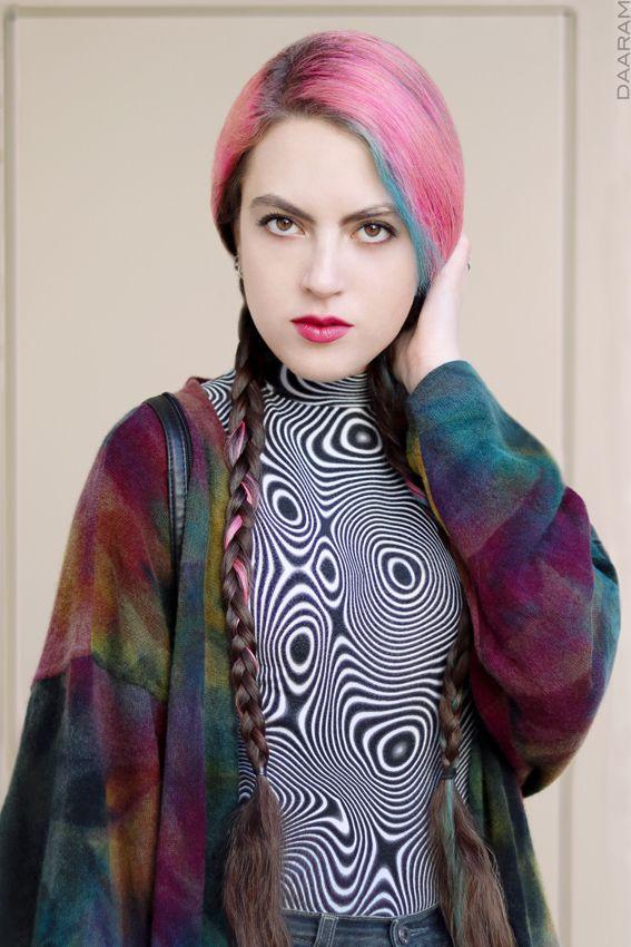 Soft Hypnosis: Model, Styling:  - daaram-fashion | ello