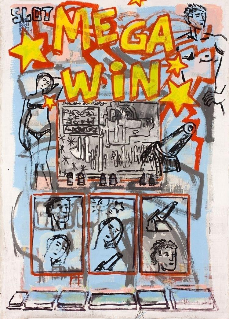 Slot Machines - Mega Win extra  - boraistudio   ello