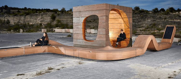 beautiful urban furniture piece - sherwinmarasigan | ello