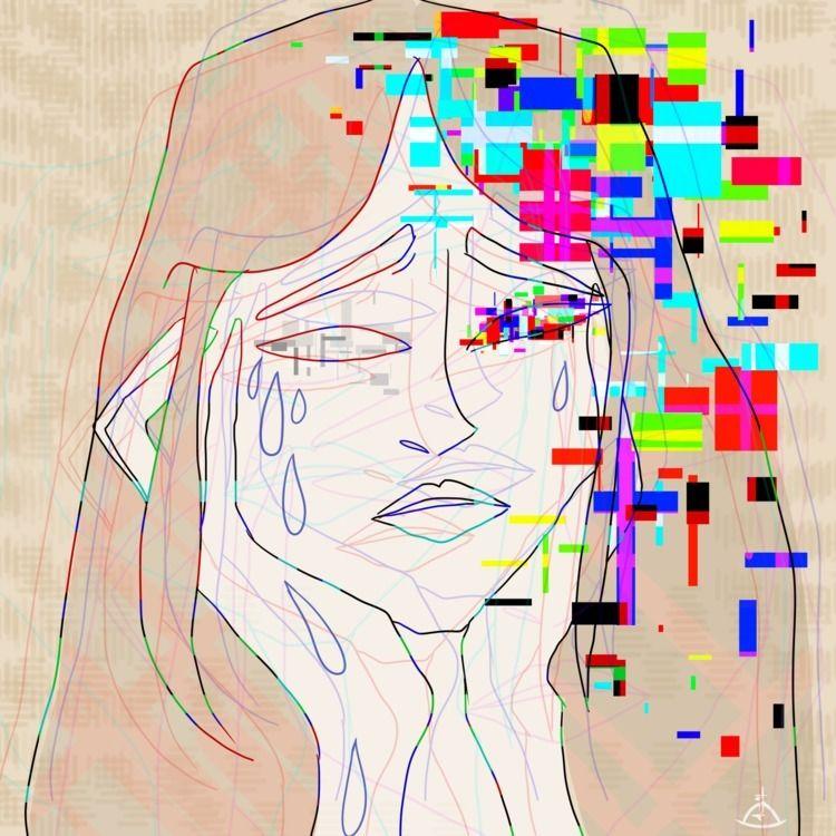 migraine - cursedsor | ello