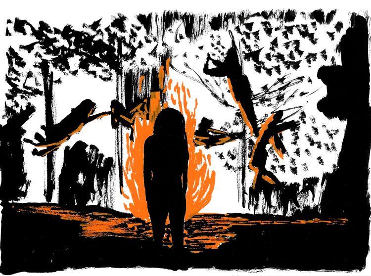 Witches - ashleytopacio | ello