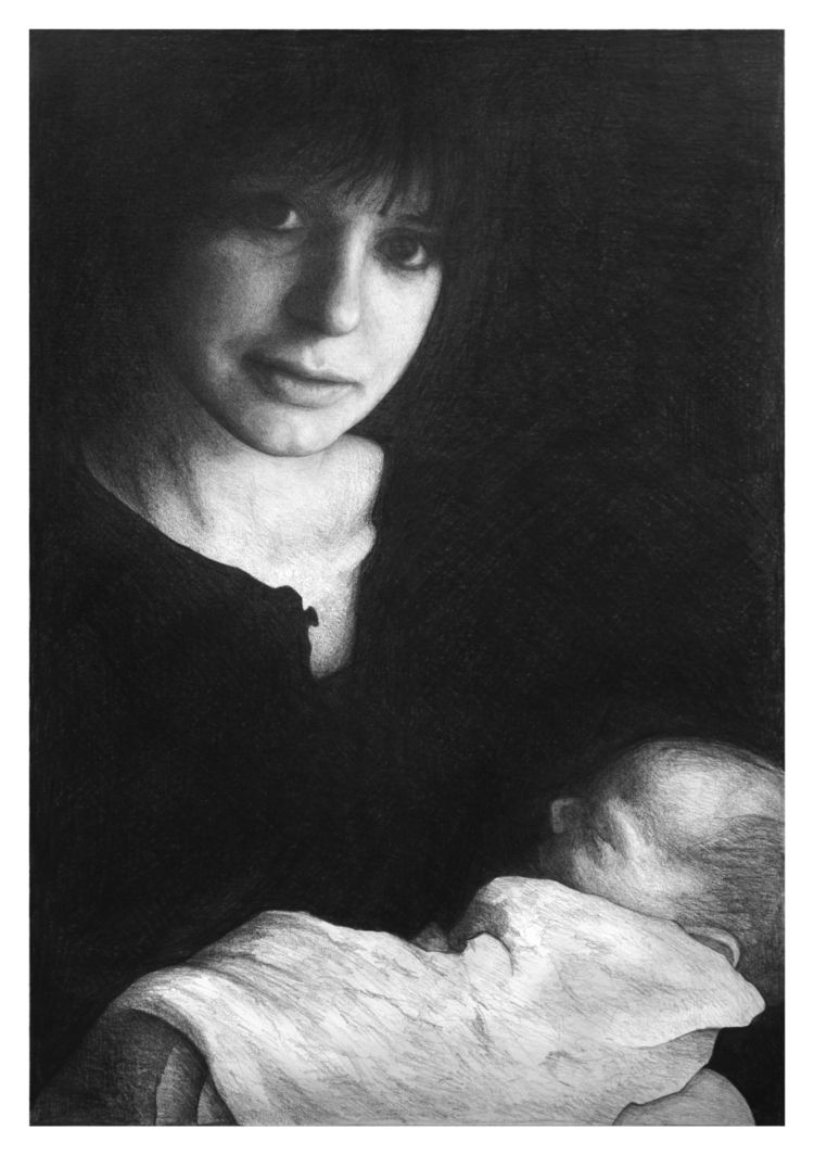 picture dear Mum holding smalle - peterandrew | ello