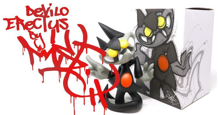 OG art toy scene, MIST returned - coartmag | ello