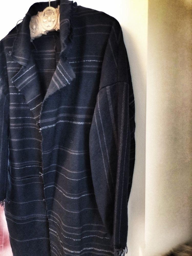 woven coat - woodrowandco | ello