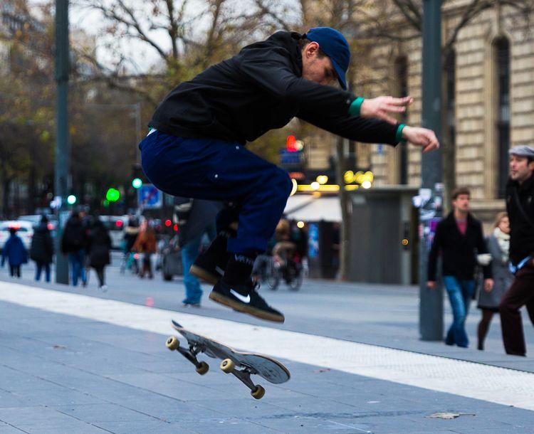 paris, skeite, ello, street - felixfelixphotos | ello