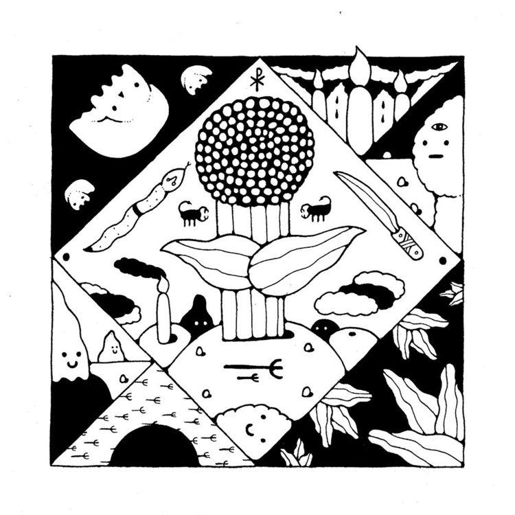 Plant Gods Give Ink paper • 201 - bascofive | ello