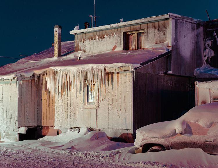 Polar Night Mark Mahaney - phasesmag | ello
