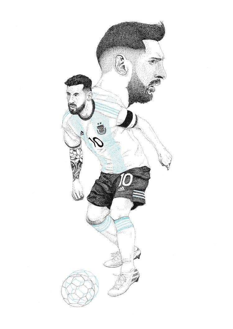 Leo Messi - herre84 | ello