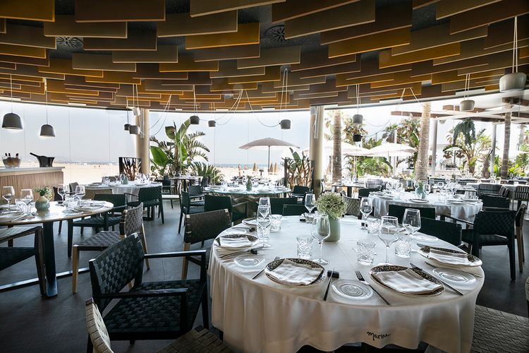 La Marina Beach Club (Valencia - mikewater | ello