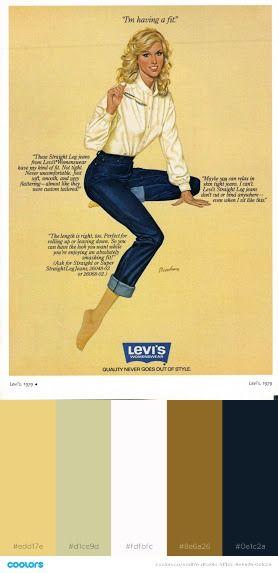 Color scheme: buttercup - storribio | ello