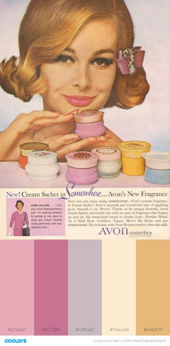 Color scheme: Dreamy creamy - storribio | ello