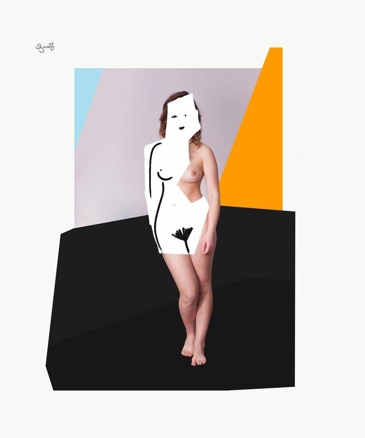Naked ladies - Sketch __ Art Se - linco7n   ello