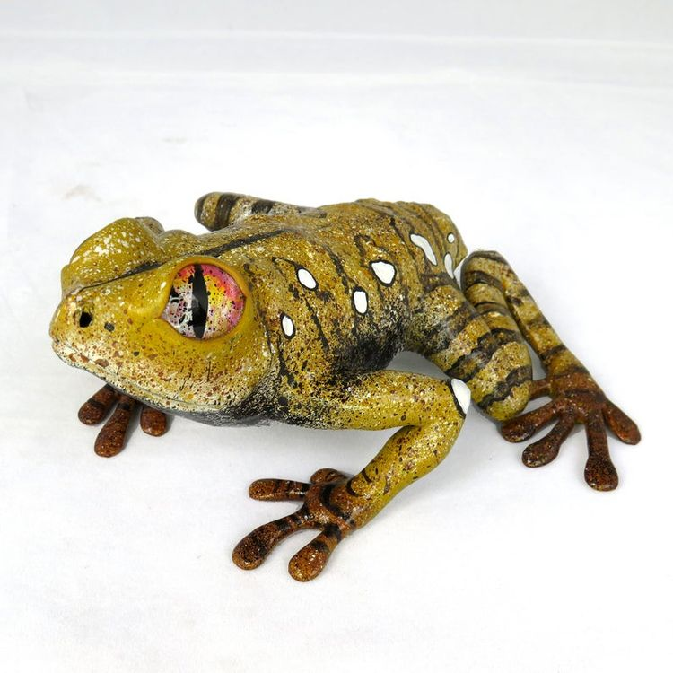 Map Treefrog, measuring 6.5 lon - c-bevan-art | ello