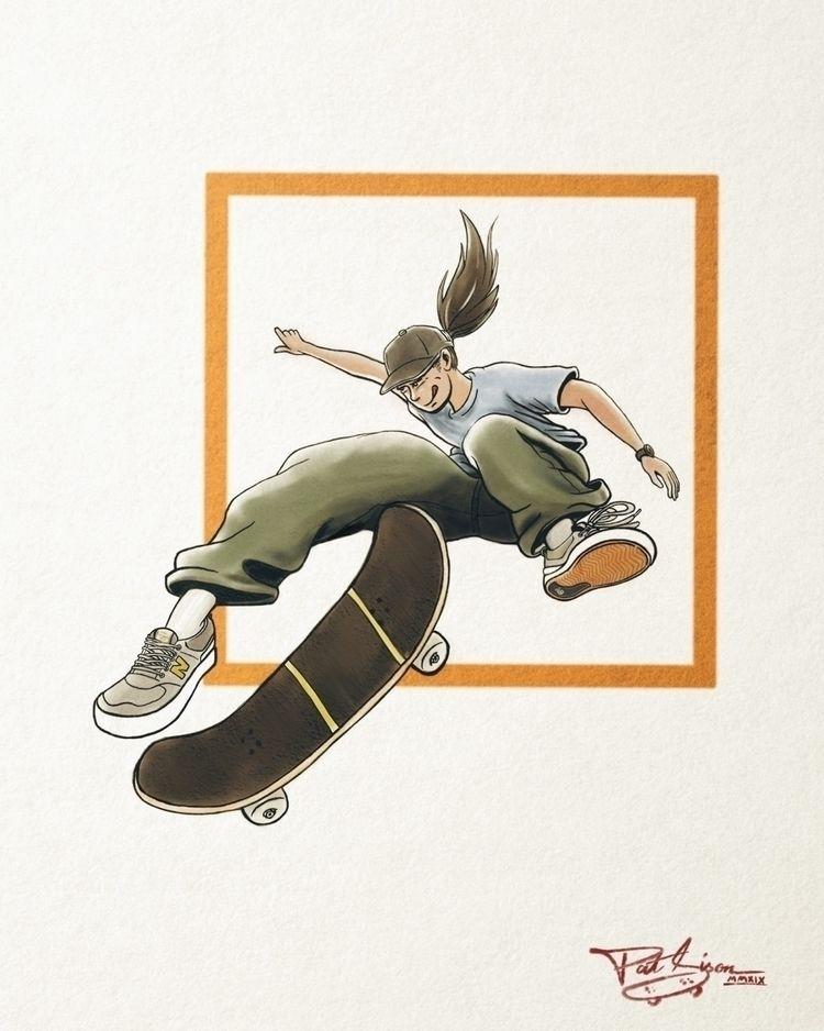 Margie Didal illustration commi - patsison | ello