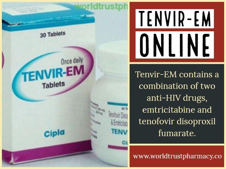 Tenvir-Em Online online treatme - tenviremdosage   ello