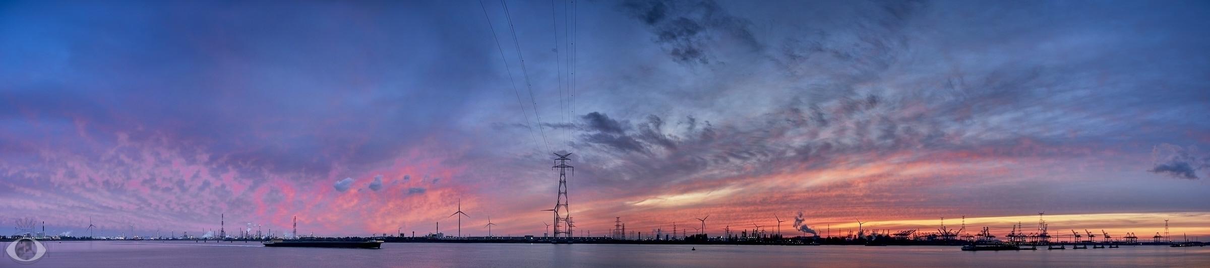Harbour Sunset. home detour imm - pentaxke | ello