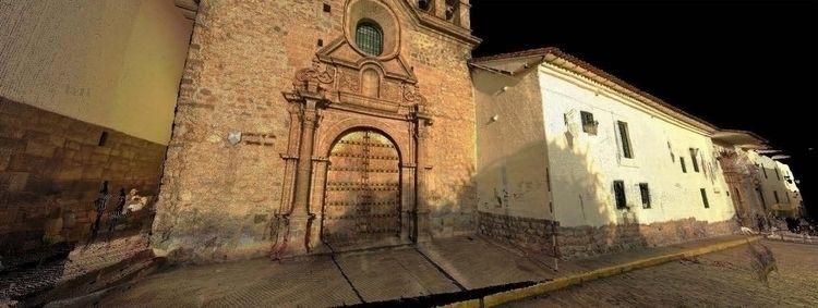 Nazarenas, Cusco - Perú - 3D, 3dlaserscan - santiagomerluzzi | ello