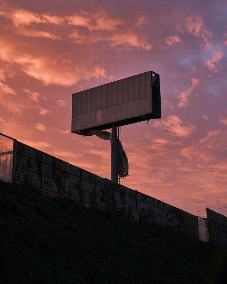 DEC 2019 A1 - Highway, Dusk, Photography - mcmiles | ello