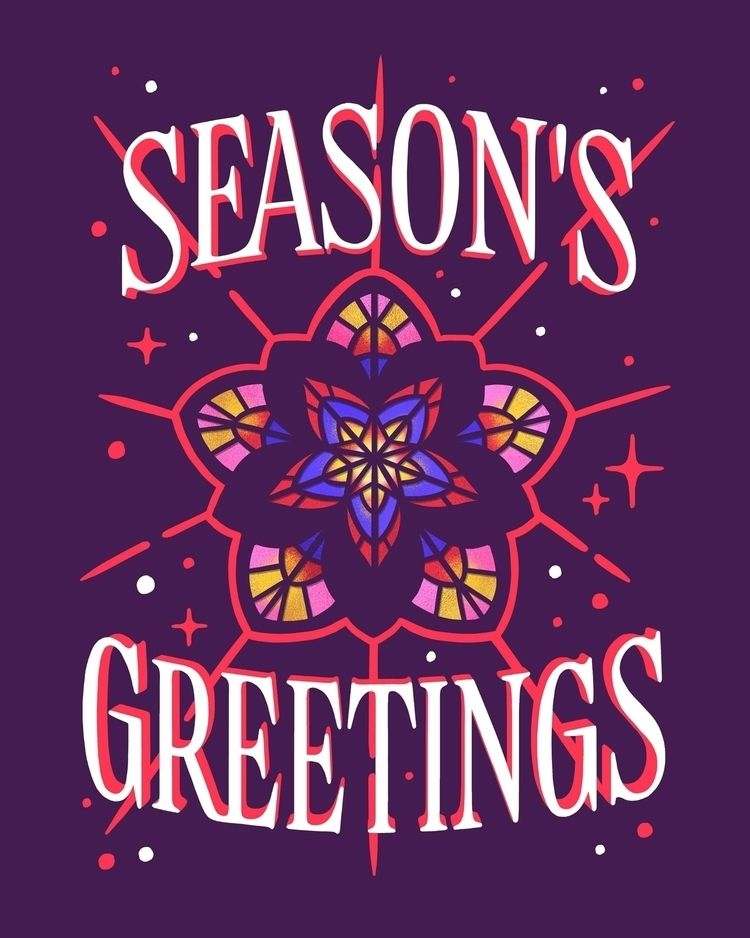 Merry Christmas, friends! lil d - youbringfire | ello
