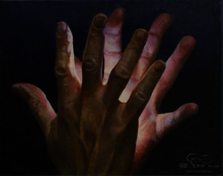 Catch Falling Star - Hands 38,  - leoplaw   ello