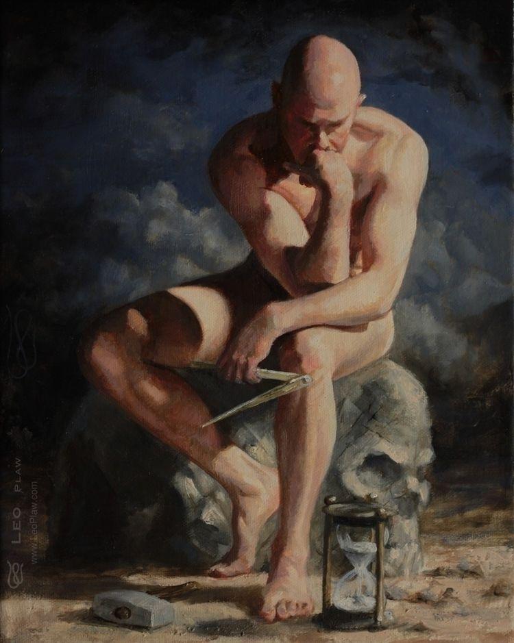 Making Time, Leo Plaw, 24 30cm - leoplaw   ello