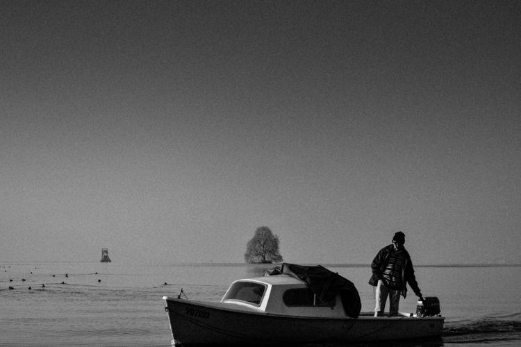 Seaman. - 2016 - blackandwhitephotography - ilirtahiri | ello