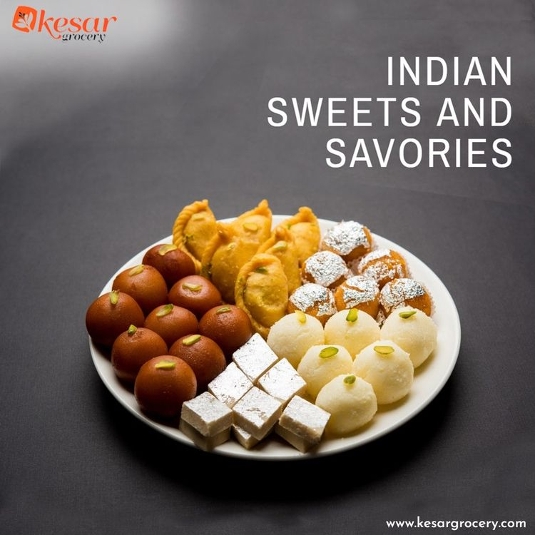 Indian sweets USA? Kesar Grocer - kesargrocery | ello