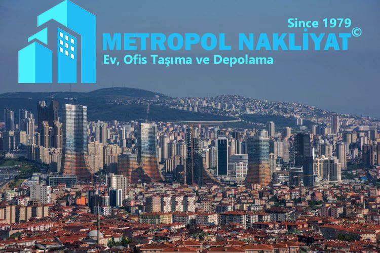 İstanbul Ataşehir'de Evden Eve  - metroplnakliyat | ello
