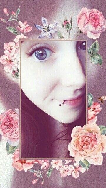 girlswithpiercings, flowers, filters - findommistress666 | ello