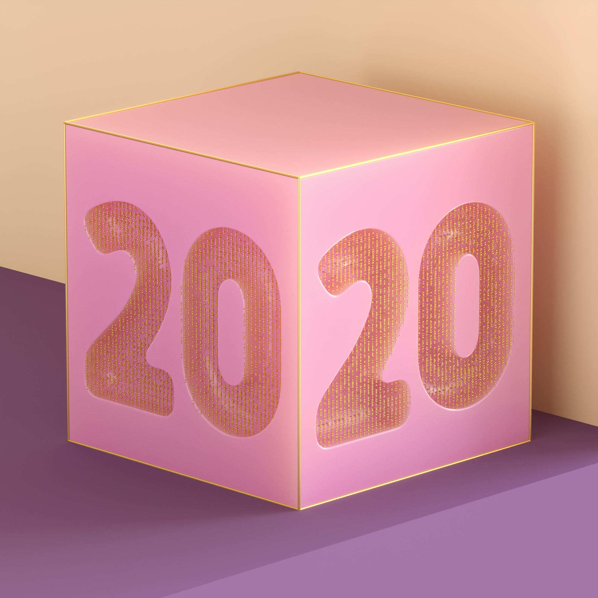 2020. hope great  - 3d, abstract - ionsounds   ello