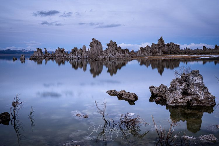 pleasing Mono Lake Christmas Ev - scorpioonsup | ello