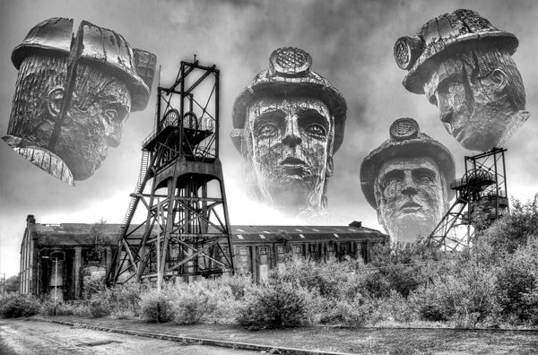 South Wales Valleys rich coal d - stevepurnell | ello